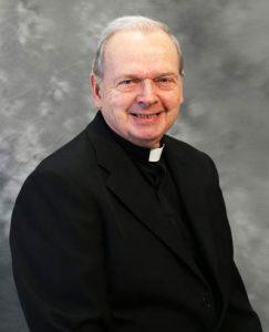Monsignor David Bohr