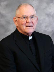 Monsignor Stephen D. McGough