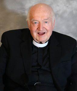 Reverend Albert E. Oldfield
