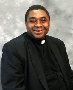 Reverend Arbogaste Satoun