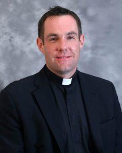 Reverend Jeffrey D. Tudgay