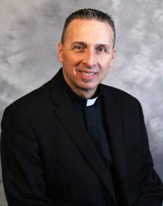 Reverend John J. Victoria