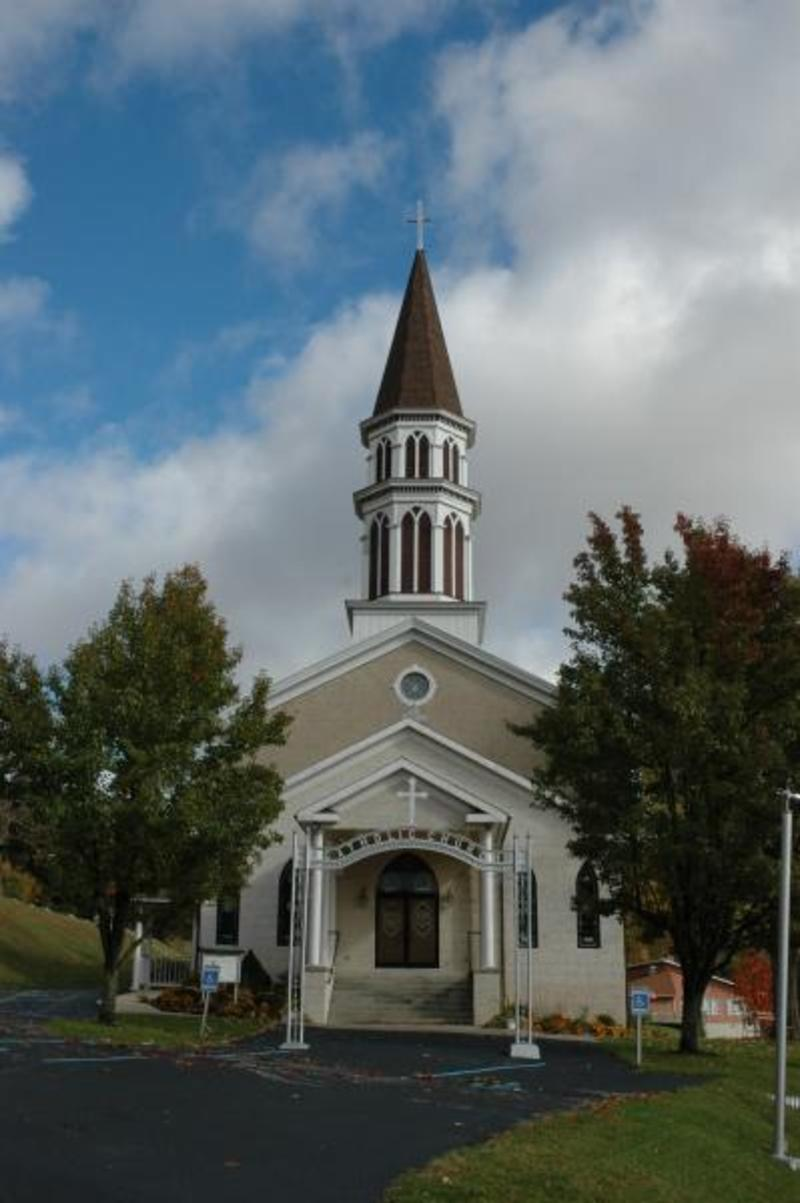 Immaculate Conception of the B.V.M. Church