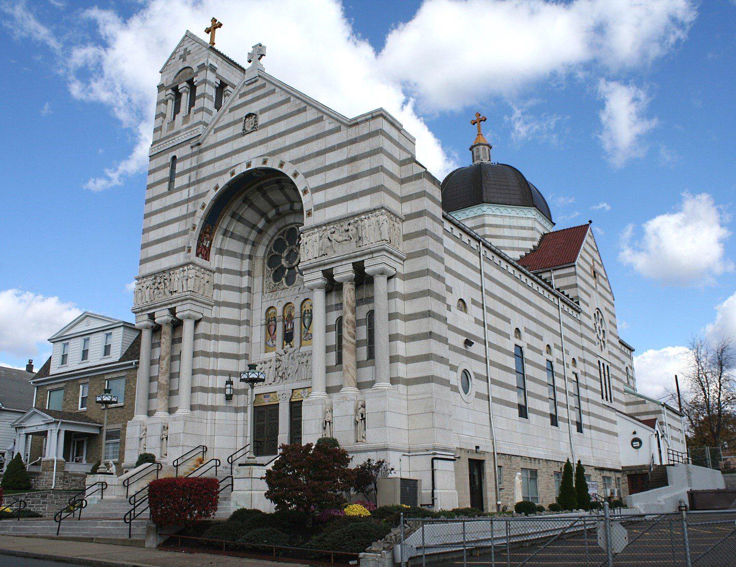 Saint Patrick Church