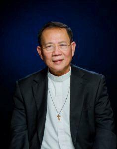Reverend Peter Tran