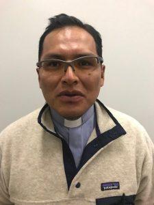 Reverend Wilfredo Milan Mamani  Cusicanqui