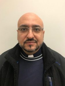Reverend Jaime Perez Resprepo