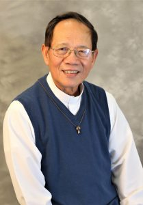 Reverend Peter Tran