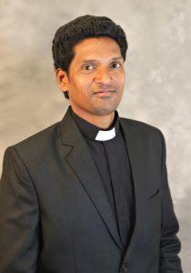 Rev. Rawel Toppo