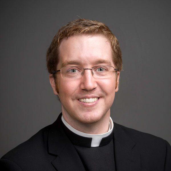 Father Brian J.T. Clarke