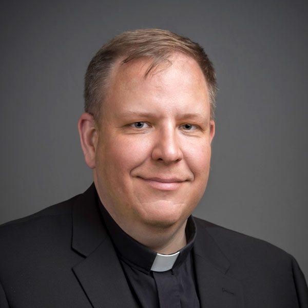 Father Brian Van Fossen
