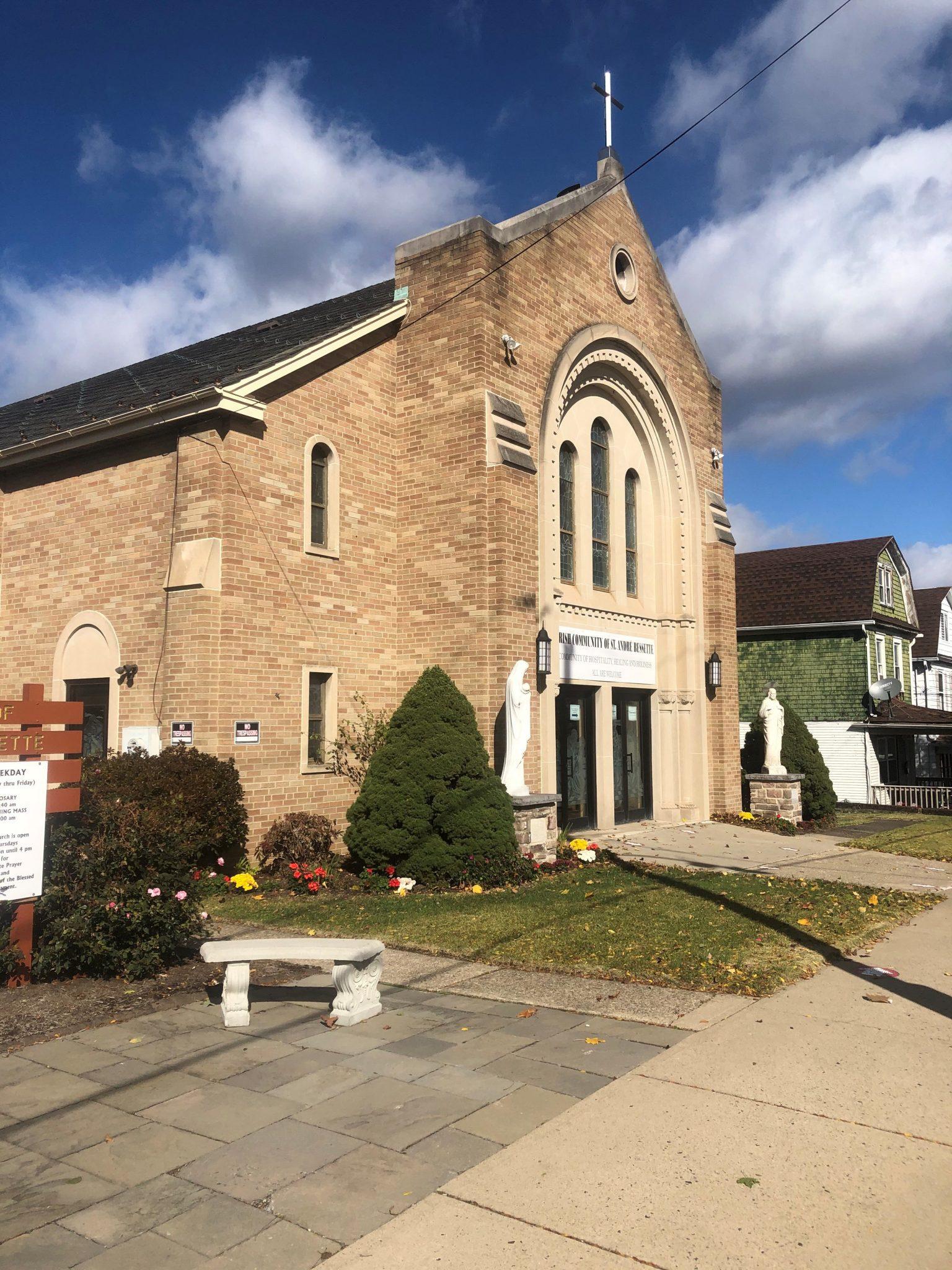 St Andre Bessette Church