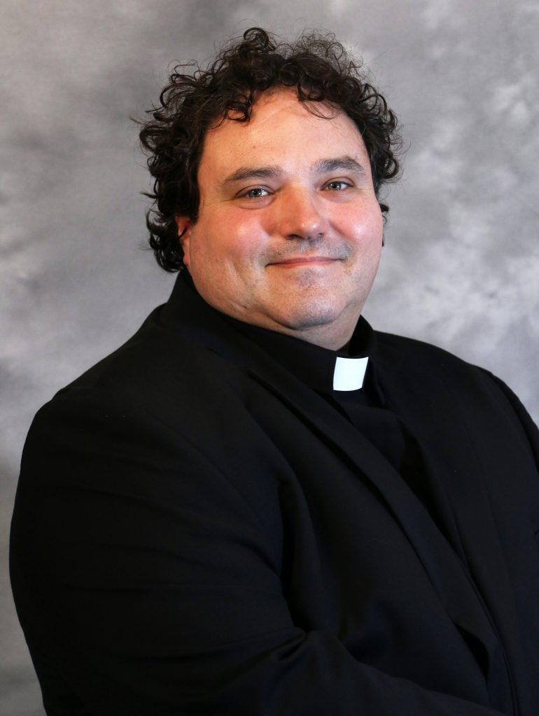 Father Bryan Wright